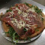 Immagine Pizza rucola speck