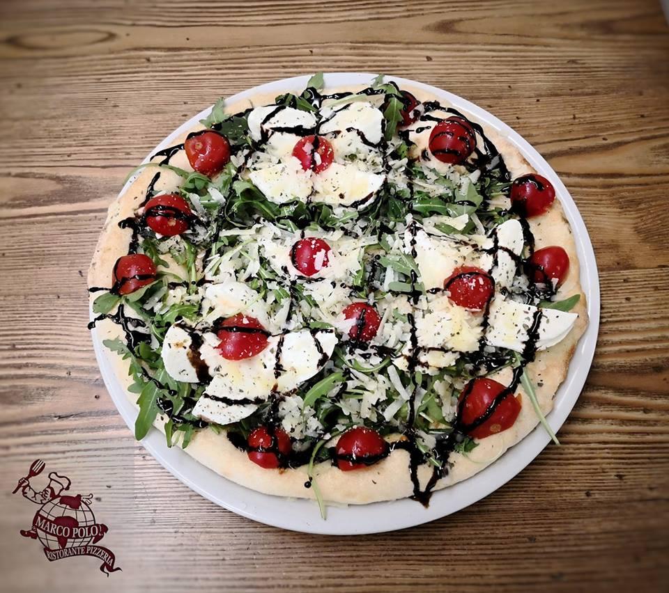 Immagine Pizza Gourmet